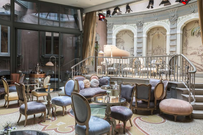 Holidays at Chateau Monfort Hotel in Milan, Italy