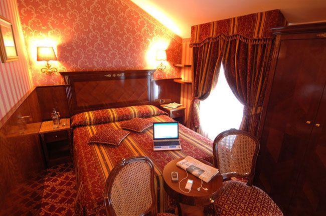 Vittoria hotel milan italy book vittoria hotel online - Hotel milano porta vittoria ...