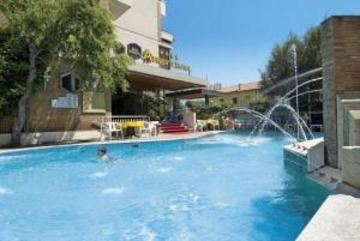 Holidays at Best Western Abner's Hotel in Riccione, Italy