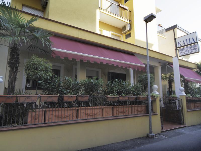 Holidays at Villa Katia Hotel in Rimini, Italy