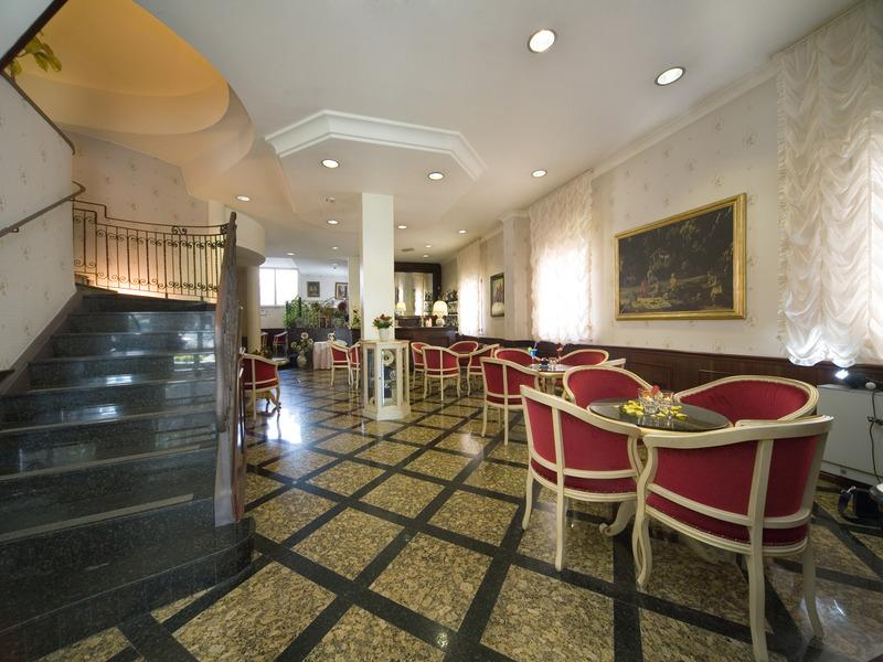Holidays at President Hotel in Rimini, Italy