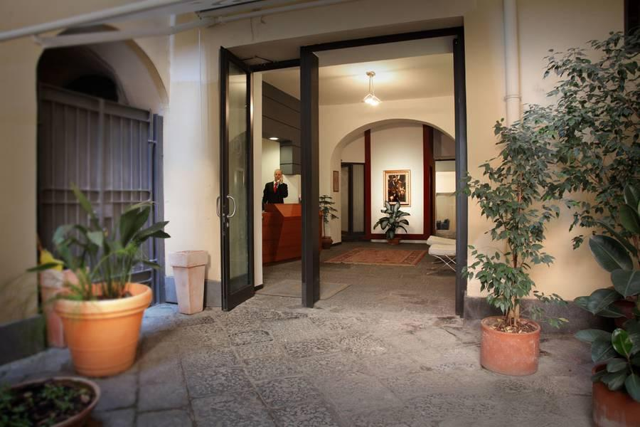 Holidays at Caravaggio Hotel in Naples, Italy