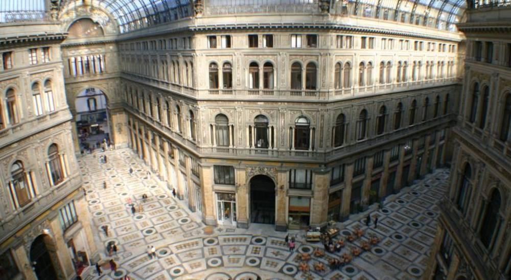 Holidays at Art Resort Galleria Umberto Hotel in Naples, Italy