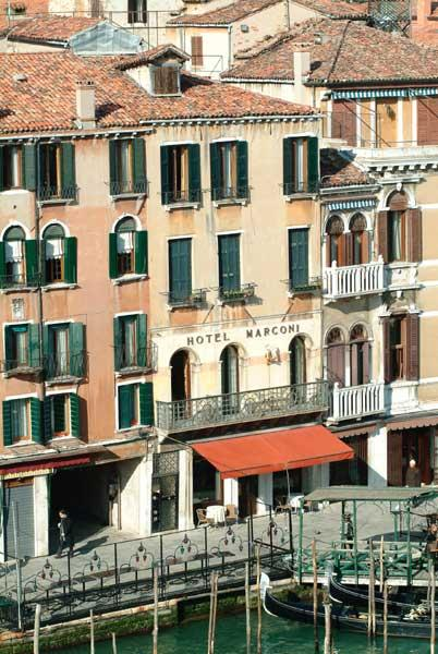 Holidays at Marconi Hotel in Venice, Italy