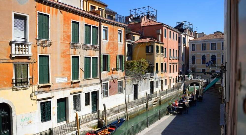 Holidays at Corte Dei Greci Hotel in Venice, Italy