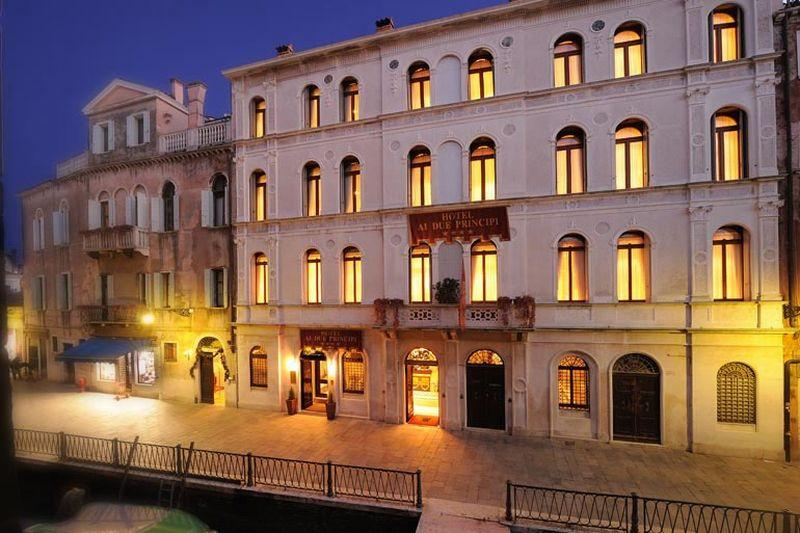Holidays at Ai Due Principi Hotel in Venice, Italy