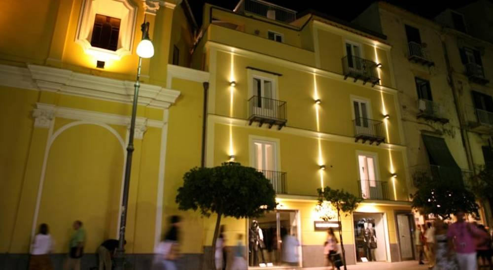 Holidays at Palazzo Abagnale Hotel in Sorrento, Neapolitan Riviera