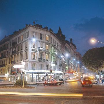 Holidays at De Berne Hotel in Nice, France