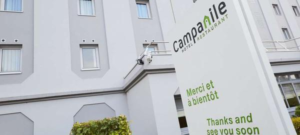 Holidays at Campanille Nice Aeroport Hotel in Nice, France