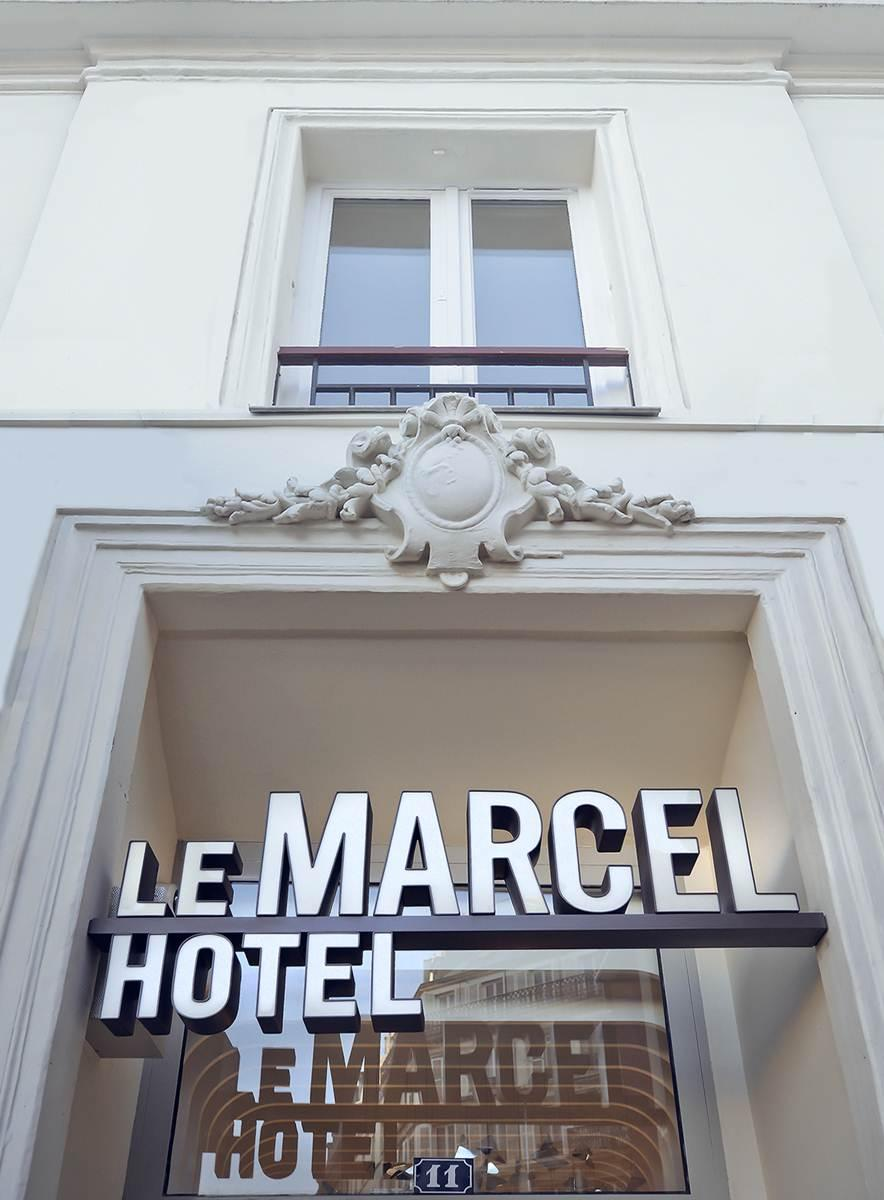 Holidays at Marcel Hotel in Gare du Nord & Republique (Arr 10 & 11), Paris