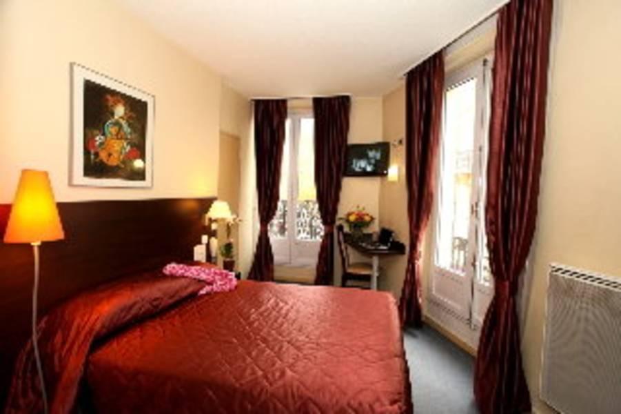 Holidays at Alane Hotel in Gare du Nord & Republique (Arr 10 & 11), Paris