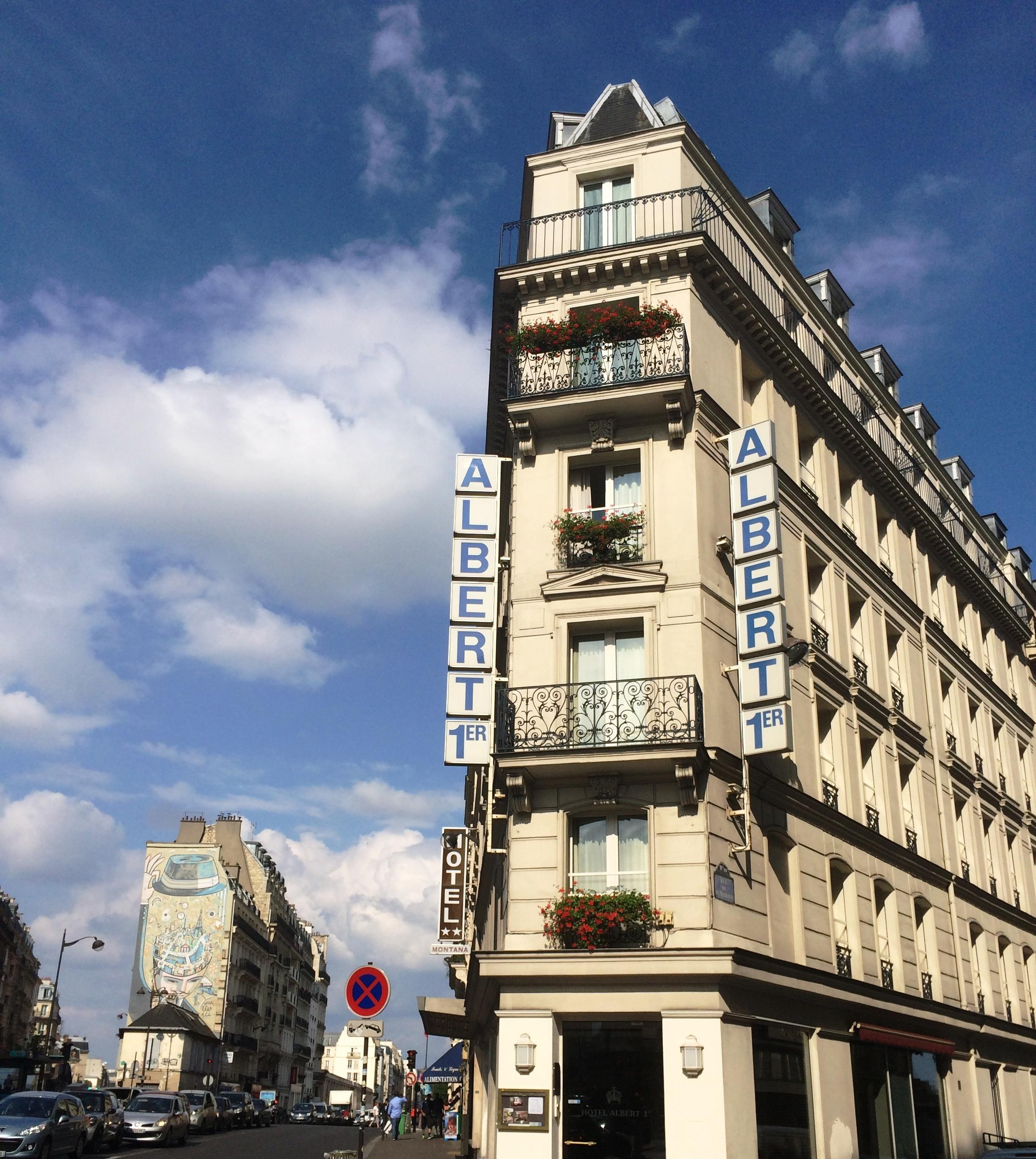 Holidays at Albert 1er Hotel in Gare du Nord & Republique (Arr 10 & 11), Paris