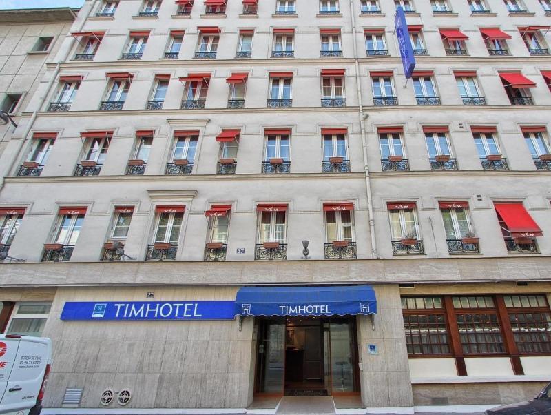 Holidays at Kyriad Gare Du Nord Hotel in Gare du Nord & Republique (Arr 10 & 11), Paris