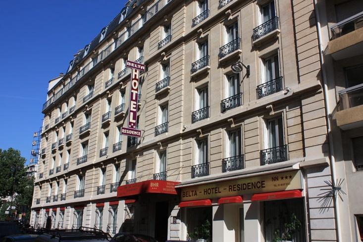 Holidays at Belta Hotel in Gare du Nord & Republique (Arr 10 & 11), Paris