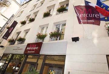 Holidays at Mercure Paris Gare De L'est Magenta Hotel in Gare du Nord & Republique (Arr 10 & 11), Paris