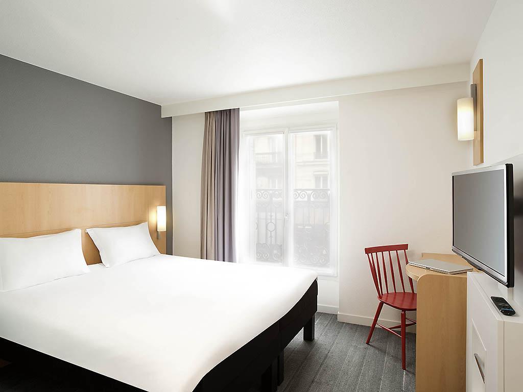 ibis paris gare du nord hotel gare du nord republique arr 10 11 paris france book ibis. Black Bedroom Furniture Sets. Home Design Ideas