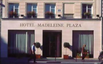 Holidays at Madeleine Plaza Hotel in C.Elysees, Trocadero & Etoile (Arr 8 & 16), Paris