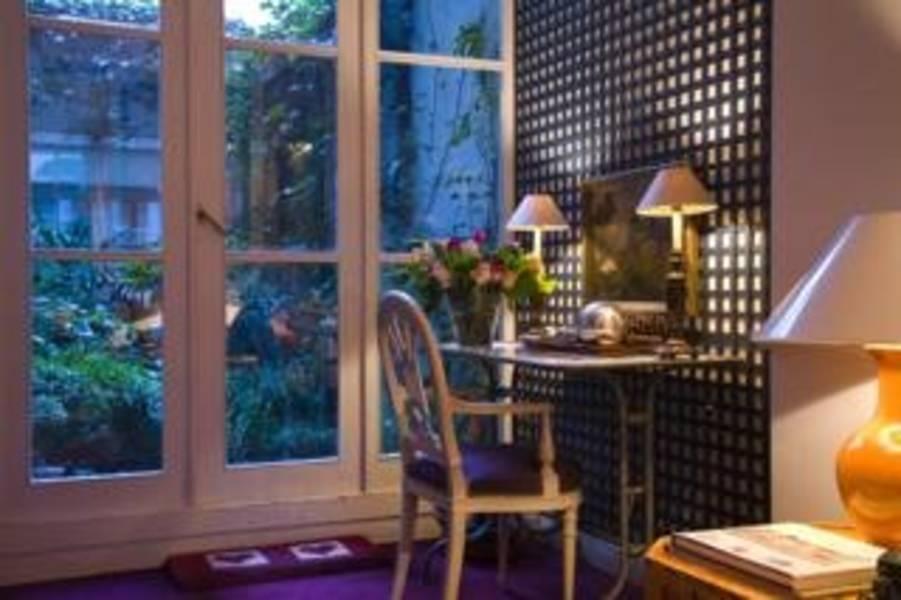 Holidays at Le Saint Gregoire Hotel in Latin Quarter & St Germain (Arr 5 & 6), Paris