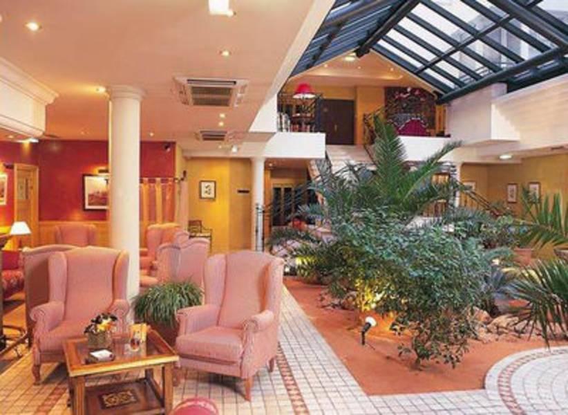 Holidays at Villa Beaumarchais Hotel in Notre Dame & Halles Marais (Arr 2, 3 & 4), Paris