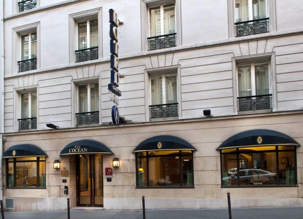 De L 39 Ocean Paris Hotel Opera St Lazare Arr 9 Paris