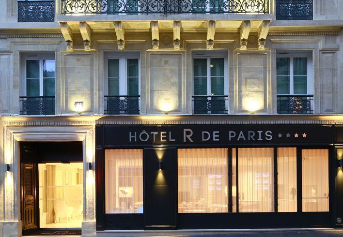 Holidays at R de Paris Hotel in Opera & St Lazare (Arr 9), Paris