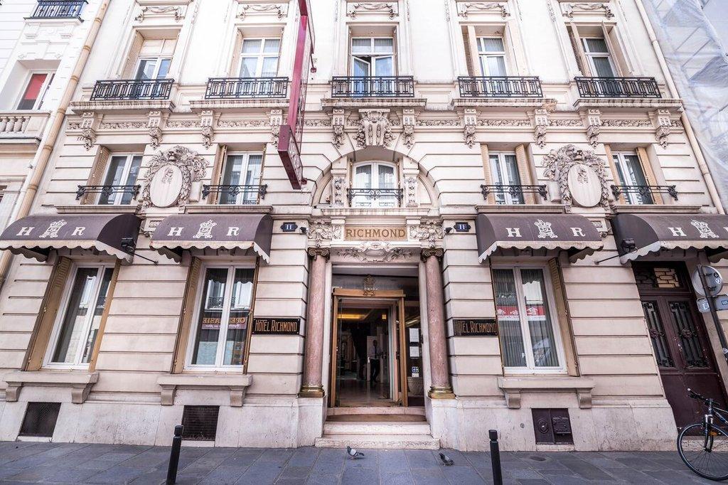 Holidays at Richmond Opera Hotel in Opera & St Lazare (Arr 9), Paris