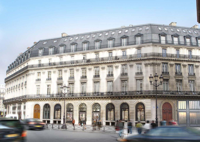 W Paris Opera Hotel Opera St Lazare Arr 9 Paris