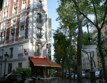Holidays at Roma Hotel Sacre Coeur in Montmartre & Sacre Coeur (Arr 18), Paris