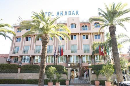 Holidays at Akabar Hotel in Marrakech, Morocco