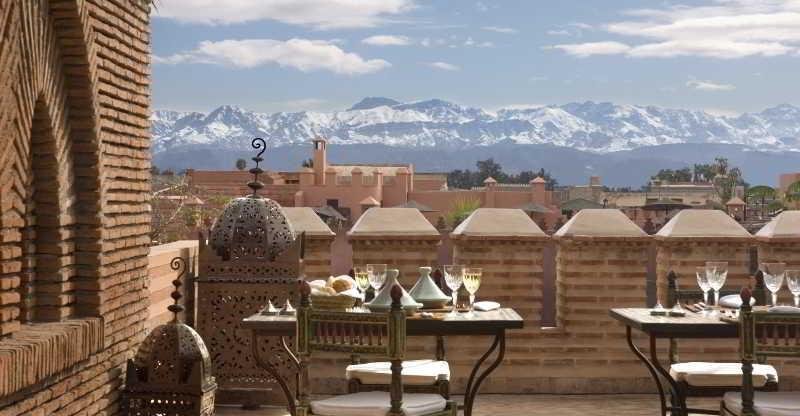 Holidays at La Sultana Marrakech Hotel in Marrakech, Morocco