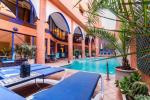 Holidays at Les Trois Palmiers Hotel in Marrakech, Morocco