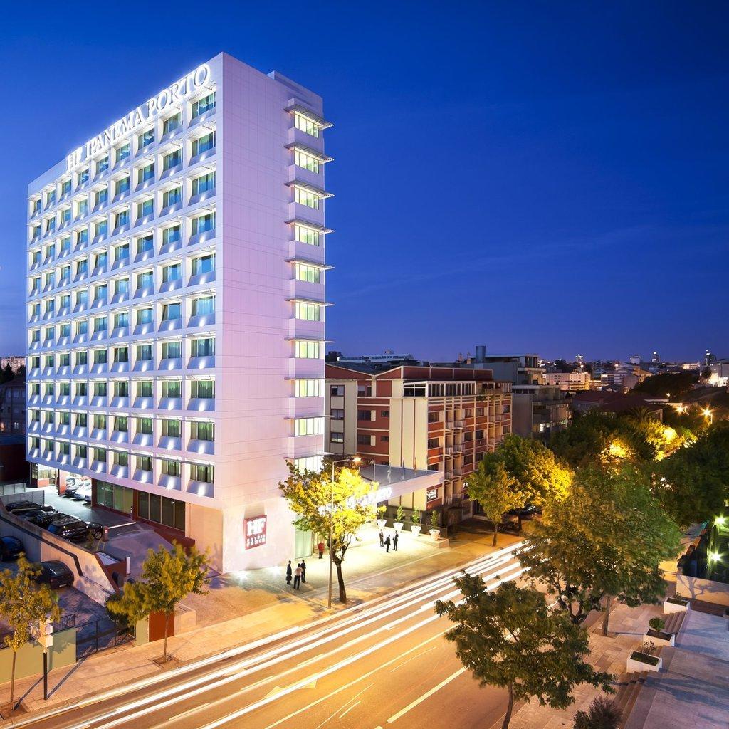 Holidays at HF Ipanema Porto Hotel in Oporto, Portugal