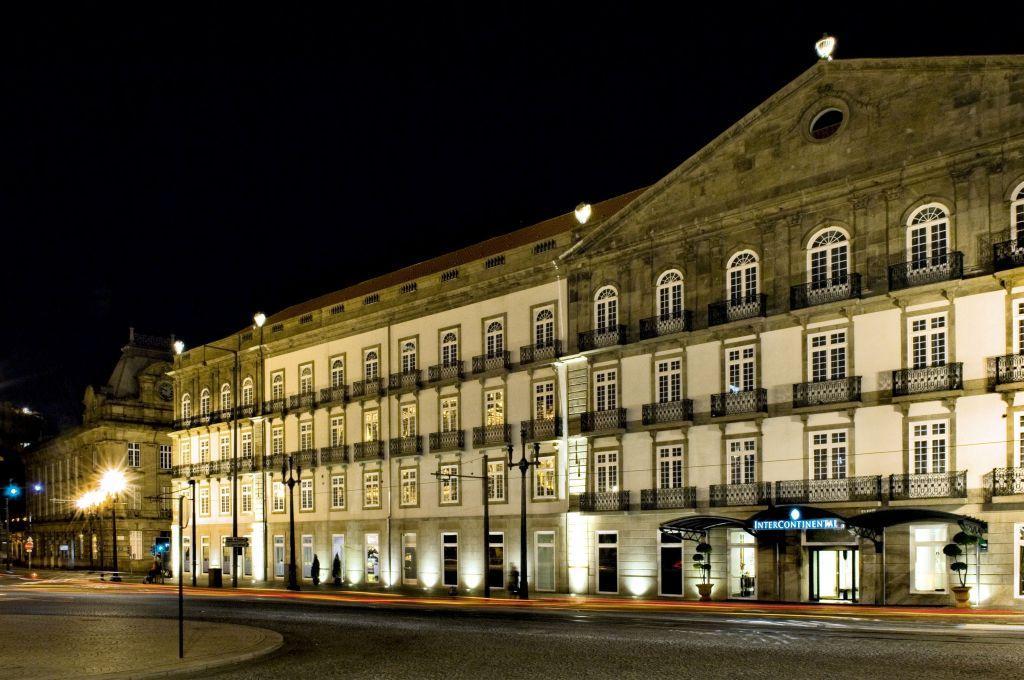 Holidays at Intercontinental Porto Palacio Das Cardosas Hotel in Oporto, Portugal