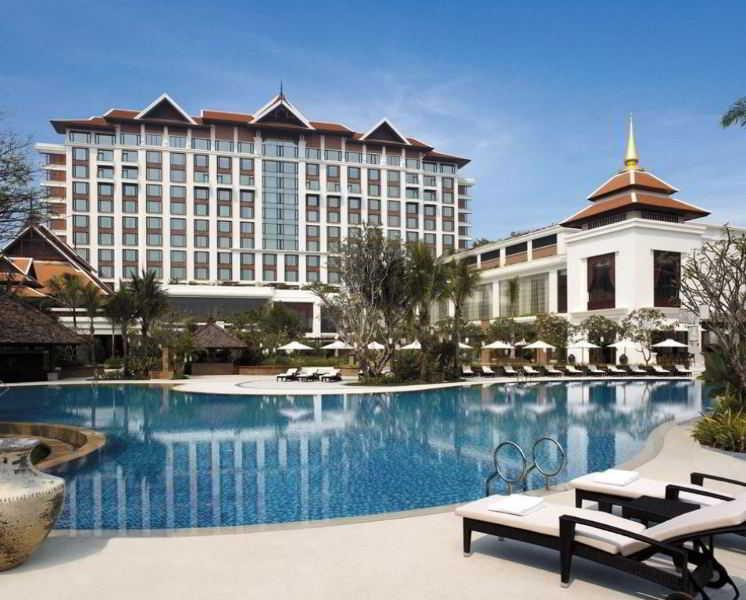 Holidays at Shangri-La Hotel Chiang Mai in Chiang Mai, Thailand