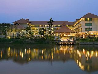 Holidays at Ratilanna Riverside Spa Resort in Chiang Mai, Thailand