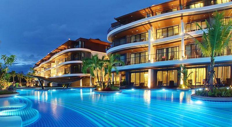 Holidays at Holiday Inn Krabi Ao Nang Beach in Krabi, Thailand