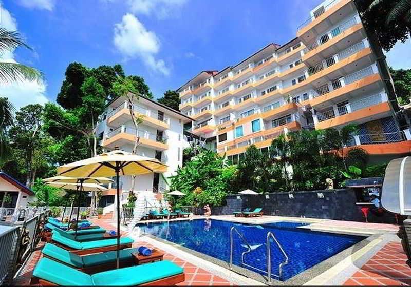 Holidays at Blue Ocean Beach Resort Tri Trang in Phuket Patong Beach, Phuket