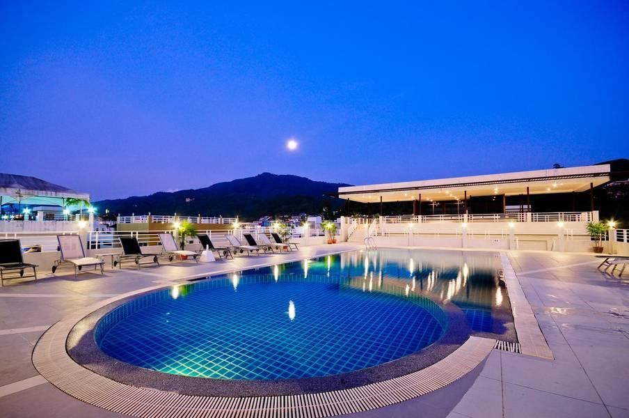 Holidays at Ashlee Plaza Patong Hotel in Phuket Patong Beach, Phuket