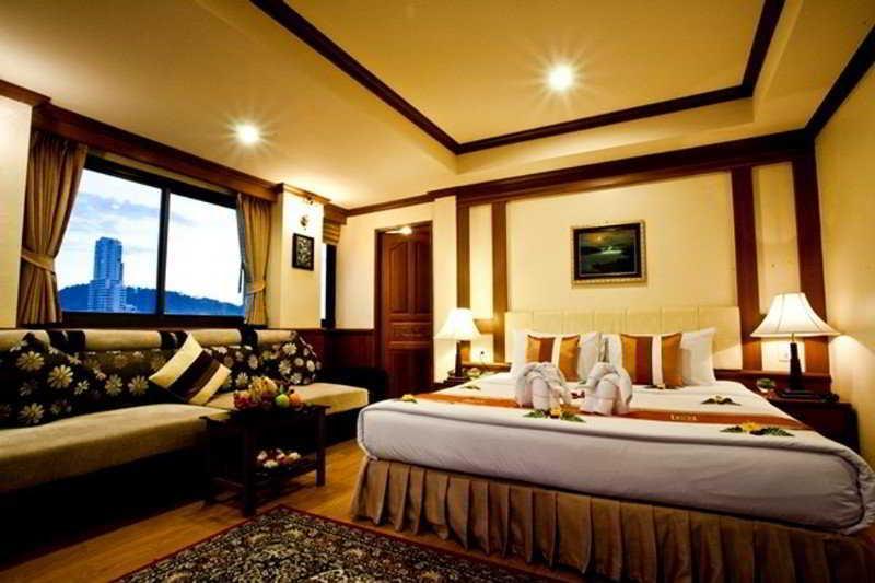 Holidays at Tiger Inn in Phuket Patong Beach, Phuket