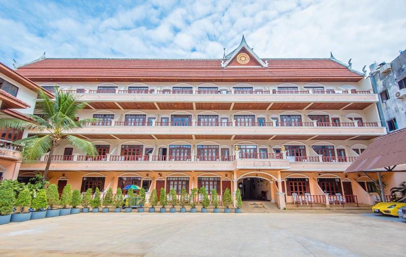 Holidays at Tony Resort in Phuket Patong Beach, Phuket