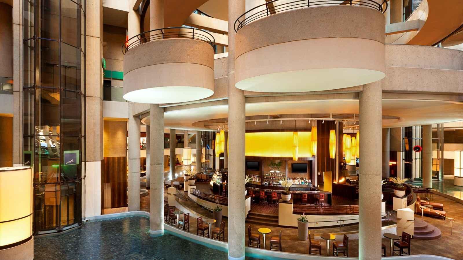 Westin Bonaventure Hotel Amp Suites Los Angeles California