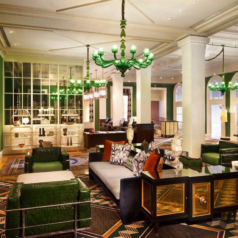 Holidays at Monaco Washington DC - a Kimpton Hotel in Washington DC, District Of Columbia