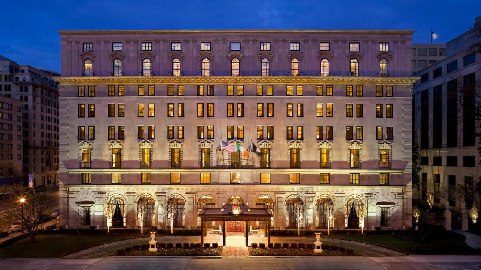 St regis hotel washington dc washington dc district of for St regis