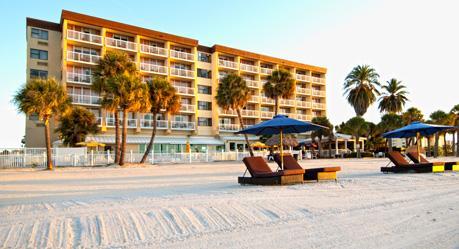 Holidays at Wyndham Garden Clearwater Beach Hotel in Clearwater Beach, Florida