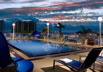 Holidays at Courtyard Miami Beach South Beach in Miami Beach, Miami