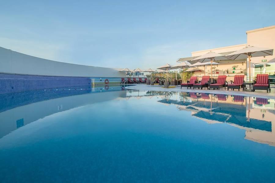 Holidays at Holiday Inn Bur Dubai - Embassy District in Bur Dubai, Dubai