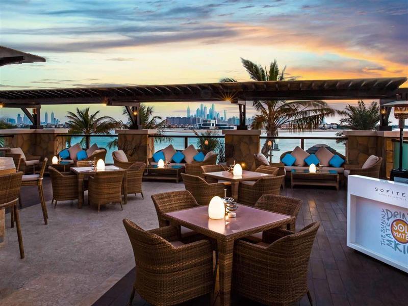 Sofitel Dubai The Palm Luxury Apartments Dubai United