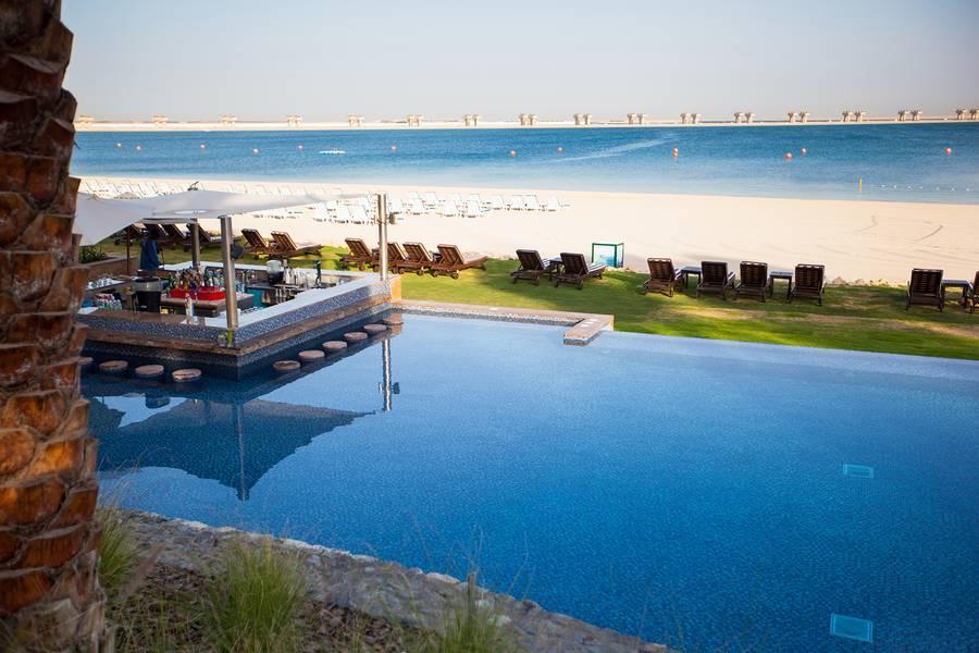 Holidays at JA Beach Hotel in Jebel Ali, Dubai