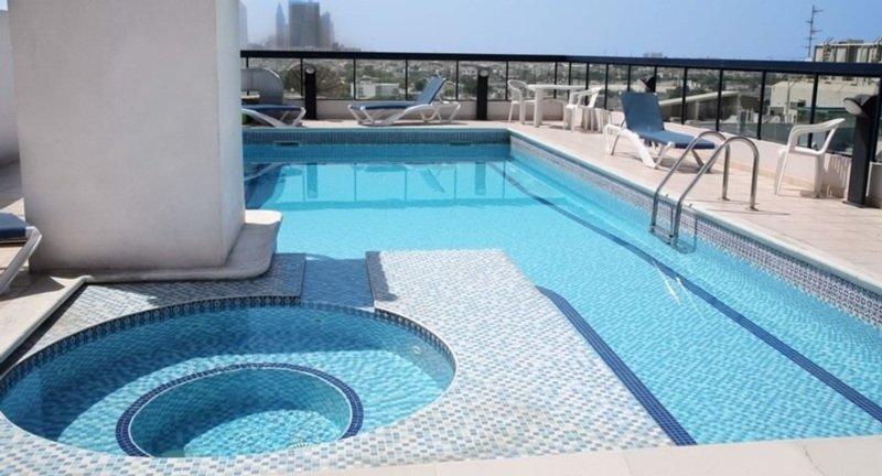 Holidays at London Creek Hotel Apartments in Bur Dubai, Dubai
