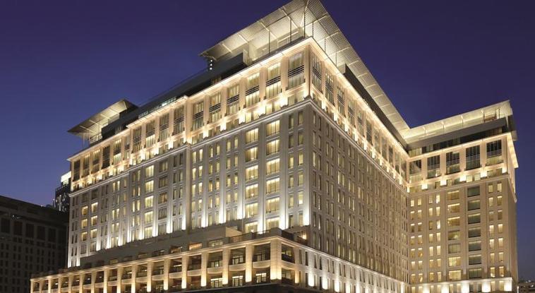 Holidays at Ritz Carlton Hotel Dubai International Financial Centre in Sheikh Zayed Road, Dubai